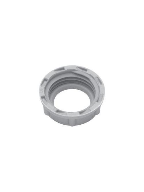 Crouse-Hinds Series 940 4 Inch Plastic 105 Degrees C Insulated Threaded Rigid Conduit Bushing
