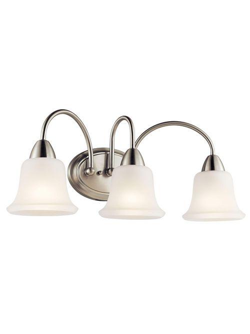 Kichler 45883NI 3-Light Bath Fixture