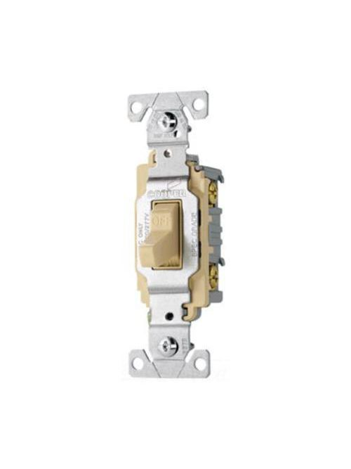 Eaton Wiring Devices CS220V 20 Amp Toggle Switch