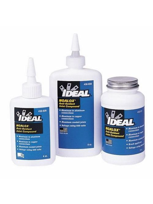 Ideal Industries 30-031 8 oz Brush Cap Anti-Oxidant Compound