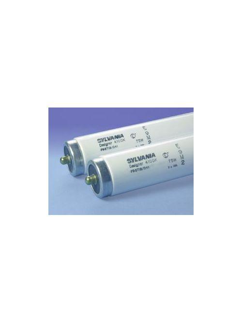 Sylvania 23504 75 W 87 CRI 3500 K 4200 lm Cool White Single Pin Base T12 Instant Start Fluorescent Lamp