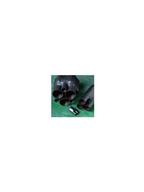 Tyco Electronics CBR-3-4-A (B3) 1 kV 3-Leg Black Polyolefin Heat Shrink Cable Breakout Boot