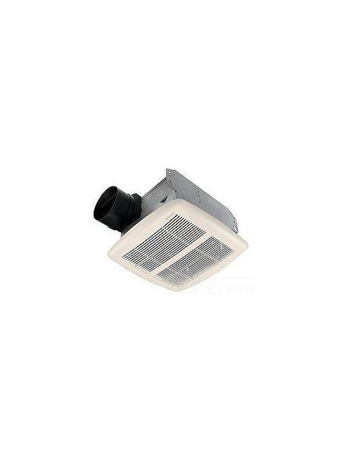 Broan F784 0.3 Amp 120 Volt 80 CFM 2 Sones White Polymeric Grille Ventilation System Finish Pack