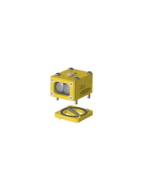 Banner Engineering RSBLV 150 mm Infrared Red LED Highly Versatile Modularized Photoelectric Sensor Head