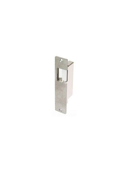 Edwards Signaling 9E 8 to 12 VAC 4 to 8 VDC 1.3 to 2.7 Amp Brushed Aluminum Heavy Duty Mortise Door Opener