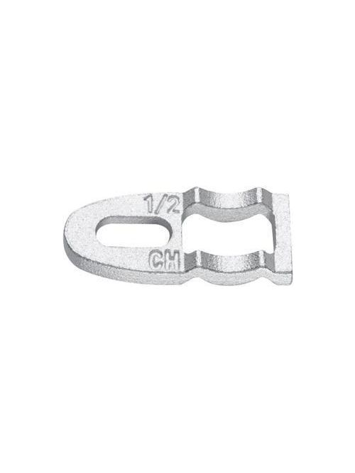 Crouse-Hinds Series CB11 5 Inch Malleable Iron Conduit Clamp Back/Spacer
