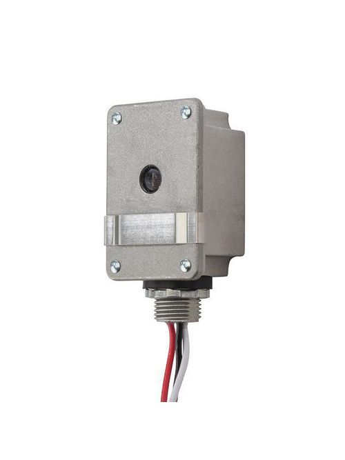 Tork 2115 120 VAC 2000 W Tungsten SPST Thermal Lighting Photocontrol