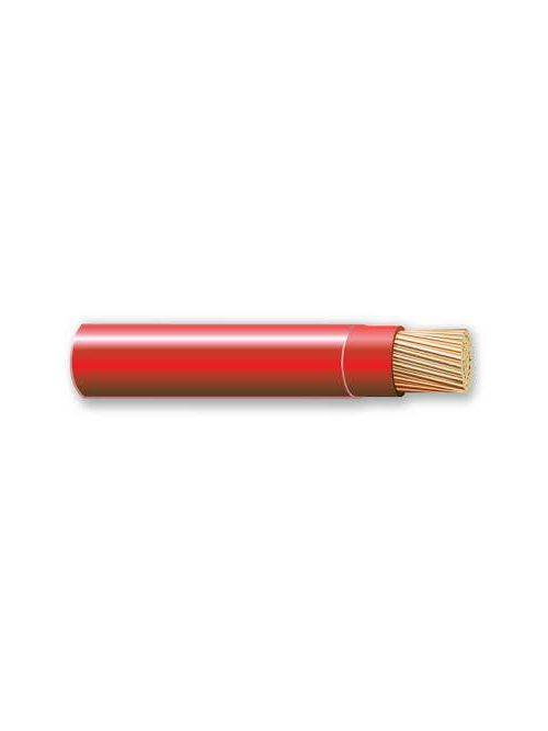 Advanced Digital Cable Inc. 310PV-RED-500R 600 Volt 10 AWG 7 Stranded Red Bare Copper Conductor Insulated Cable