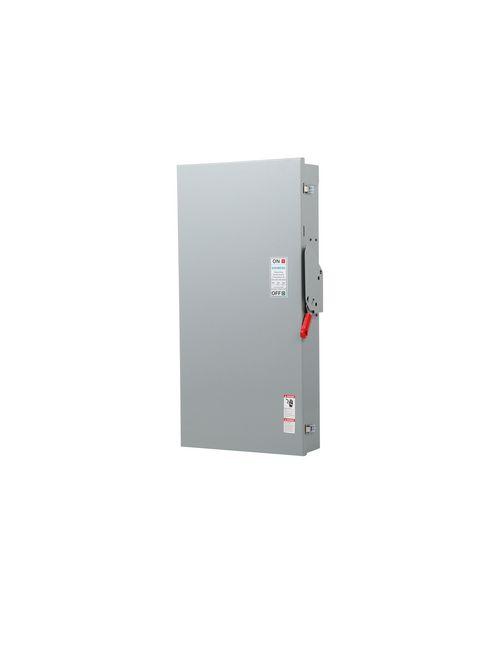 Siemens HF325NA 400 Amp 3-Pole 240 Volt Fused Heavy Duty Type 1 Safety Switch