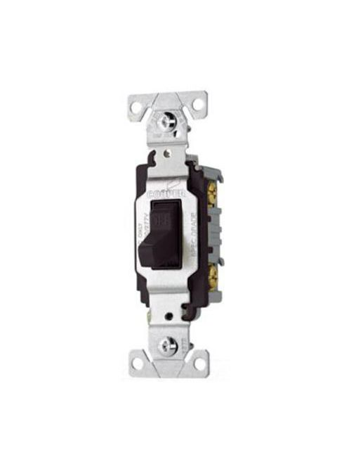 Arrow Hart Wiring CS120BK 20 Amp Toggle Switch