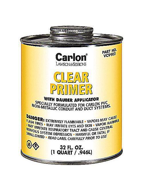 Carlon VC9903 31376 Pint Clear Primer