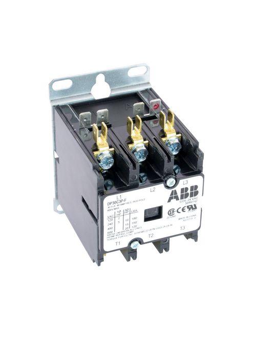 ABB DP30C3P-F DP CONTR,30A,3P,24/60