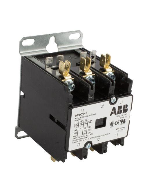ABB DP30C3P-1 DP CONTR,30A,3P,120/6