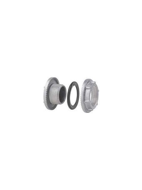 Crouse-Hinds Series STAC 1-1/2 Inch Aluminum Conduit Cap Off