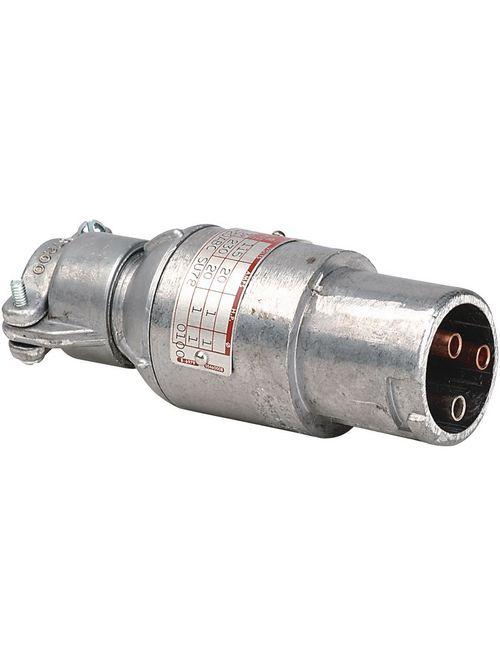 KLRK KP-304D45 CL1 30A 3W4P PLUG .6