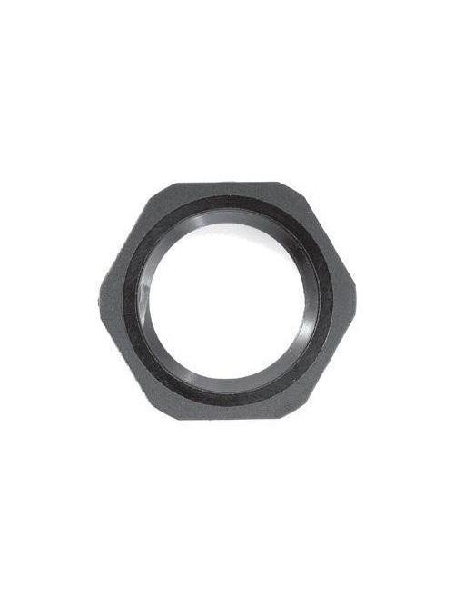 Crouse-Hinds Series 12N 3/4 Inch Polyamide 6 Cord Grip Locknut