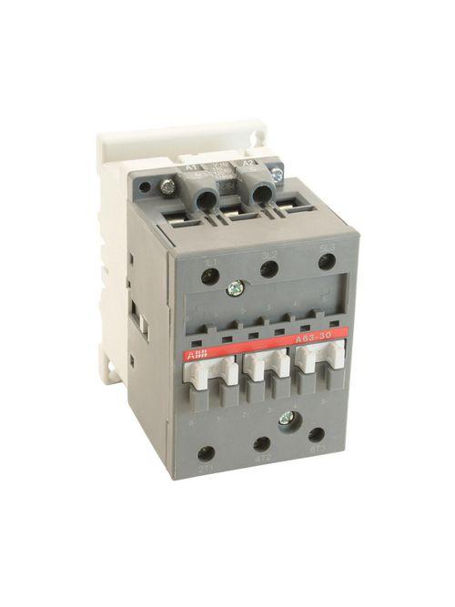 ABB A63-30-00-84 CONTACTOR,3P,120V,