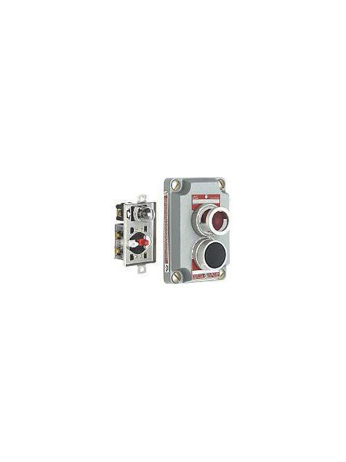 KLRK XCS-0B13-O CLI GRN PB N.O./RED