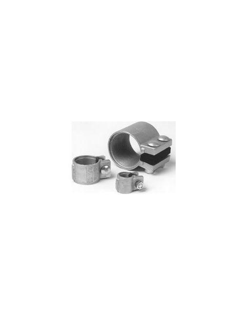 Crouse-Hinds Series TCC14 6 Inch Ductile Iron Split Conduit Coupling
