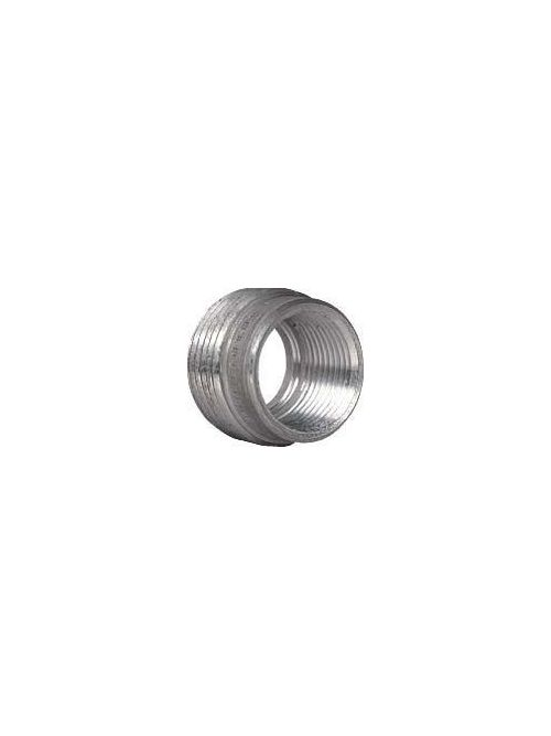 Hubbell Electrical Systems RE53S 1-1/2 to 1 Inch Zinc Plated Steel Reducing Bushing