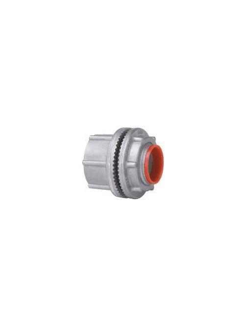 Crouse-Hinds Series STA 12 6 Inch Aluminum Screw Tight Conduit Hub