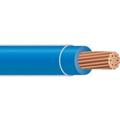 WIRE XHHW-4-BLU-7STR-CU-500R WIRE