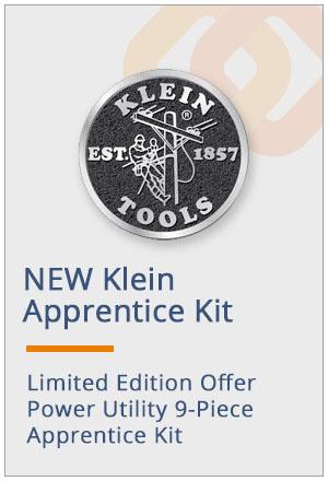 Power Utility 9-Piece Apprentice Kit
